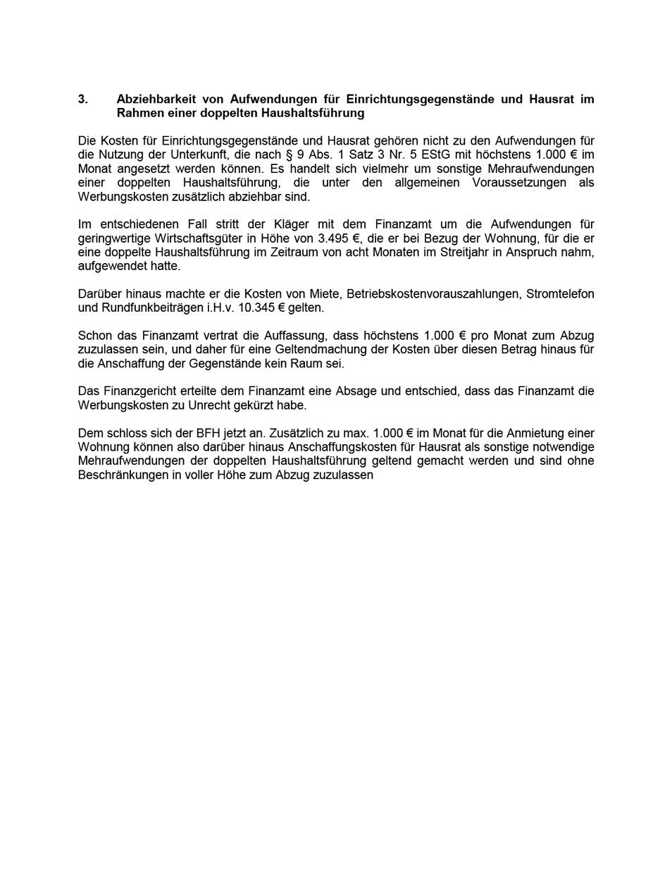 Steuertipps 2020 08 #1 Weitkamp Hirsch Steuerberatungsgesellschaft mbH