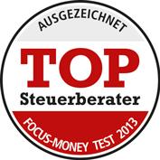 Focus Money 2013 Weitkamp Hirsch Steuerberatungsgesellschaft mbH